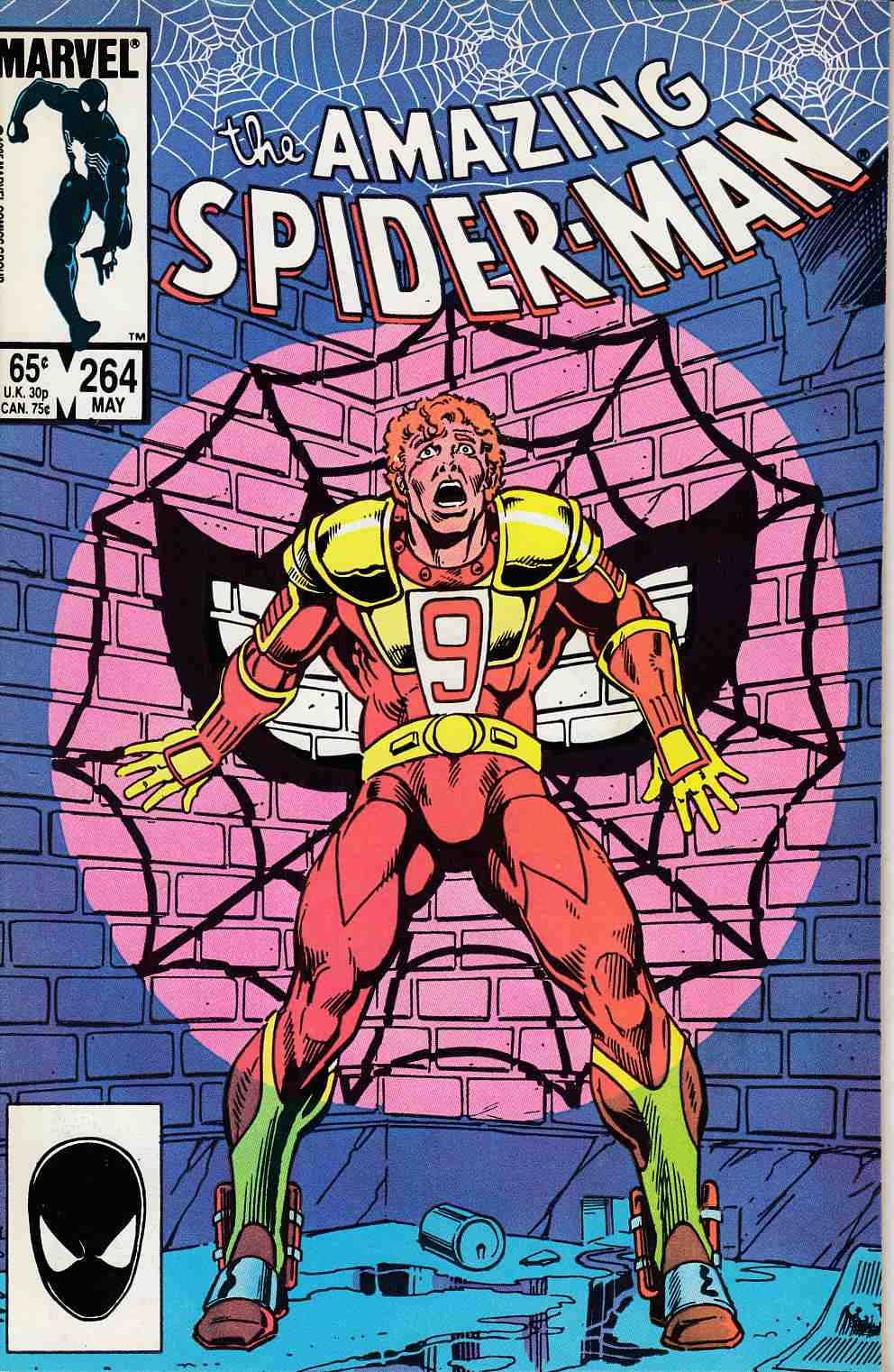 Amazing Spider-Man #264 Very Fine (8.0) [Marvel Comic] LARGE