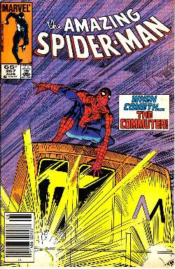 Amazing Spider-Man #267 Newsstand [Marvel Comic] LARGE