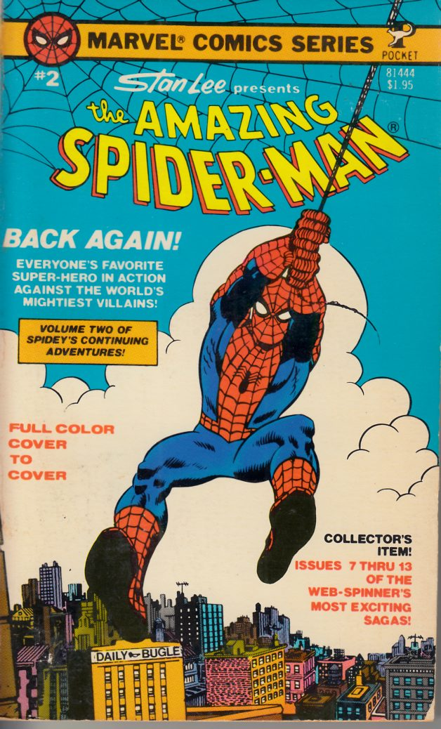Amazing Spider-Man Volume 2 PB Fine (6.0) [Marvel Softcover] THUMBNAIL