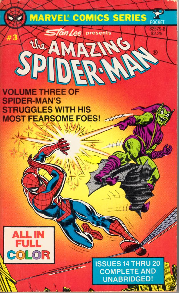 Amazing Spider-Man Volume 3 PB Fine (6.0) [Marvel Softcover] THUMBNAIL