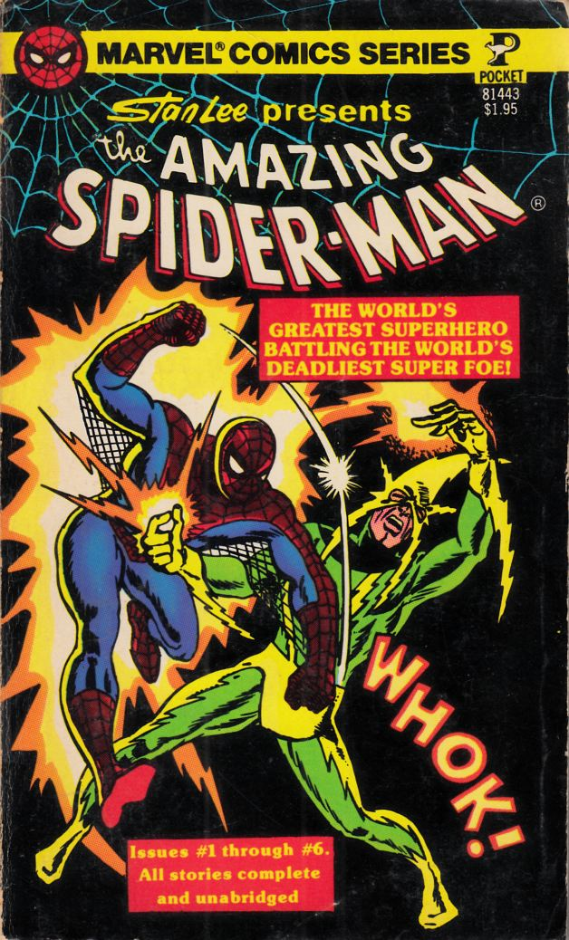 Amazing Spider-Man Volume 1 PB Fine (6.0) [Marvel Softcover] THUMBNAIL