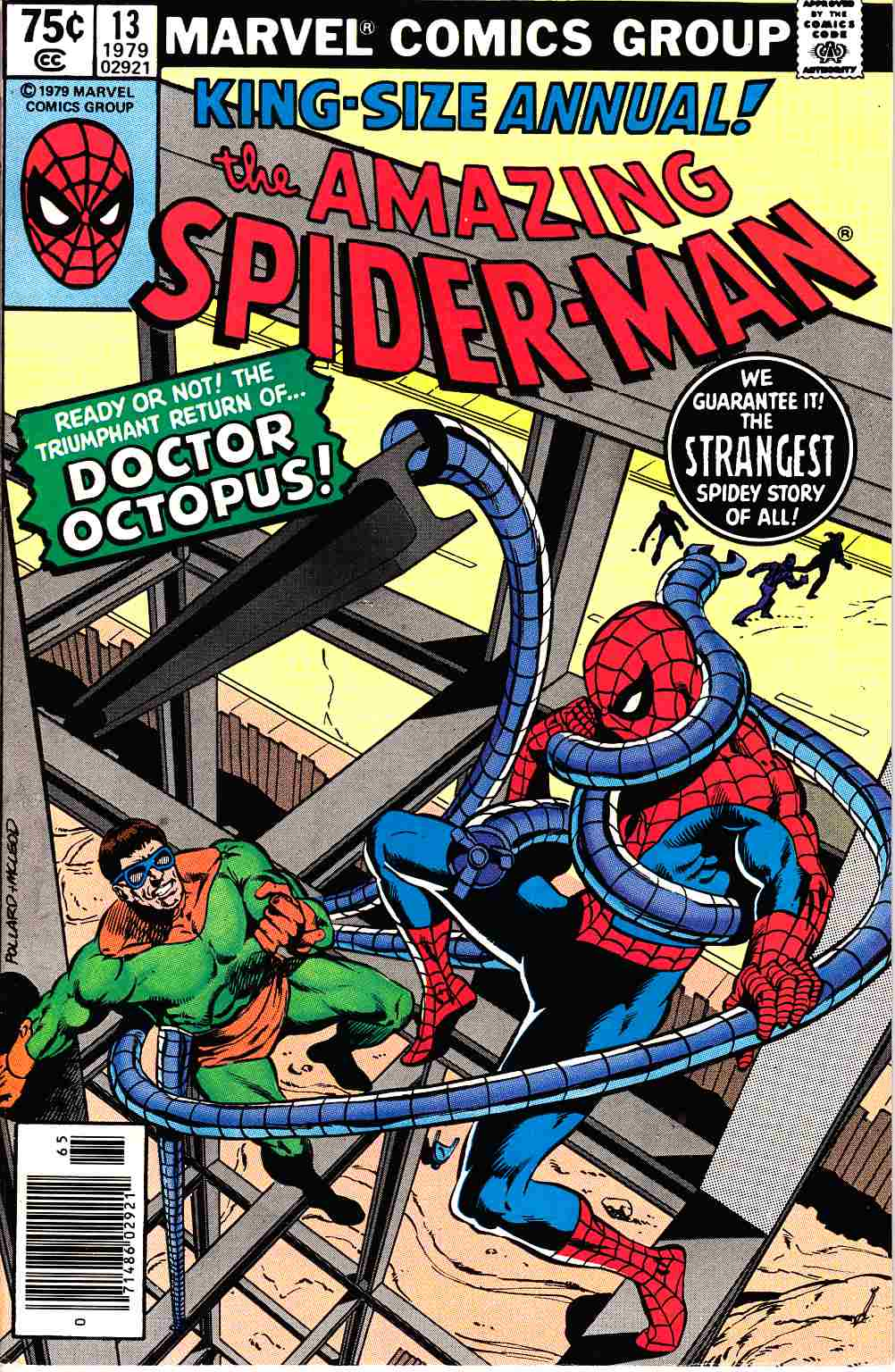 Amazing Spider-Man Annual #13 [Marvel Comic] THUMBNAIL