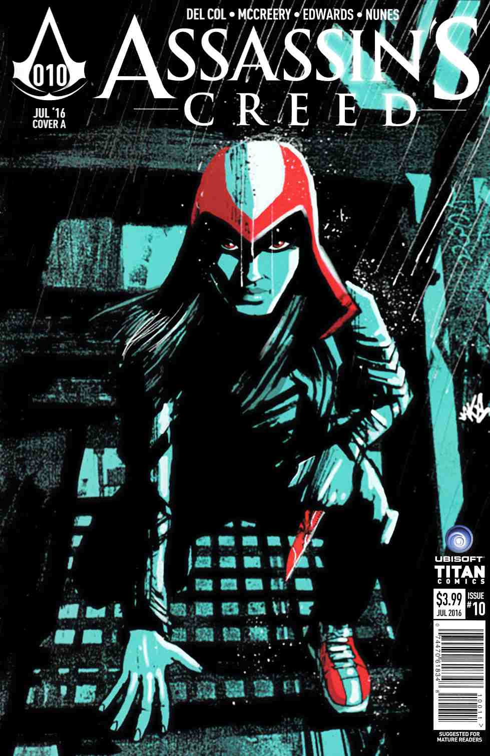 Assassins Creed #10 Cover A [Titan Comic]_THUMBNAIL