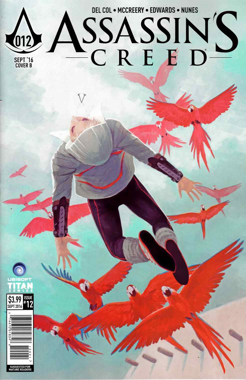 Assassins Creed #12 Cover B [Titan Comic]_THUMBNAIL