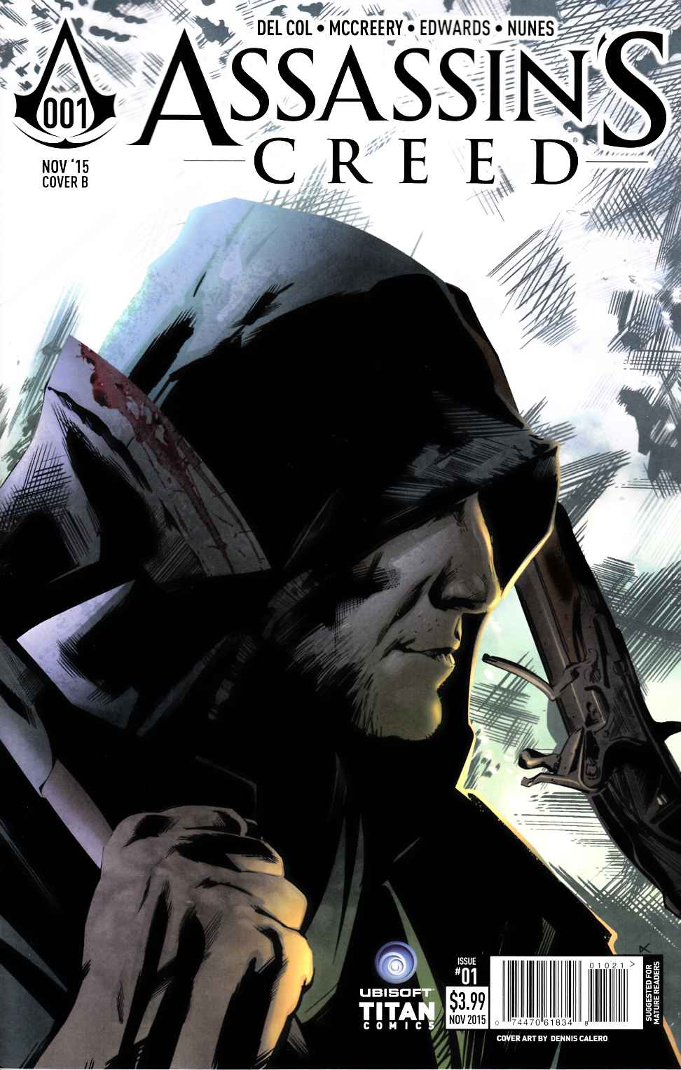 Assassins Creed #1 Subscription Cover [Titan Comic]_THUMBNAIL