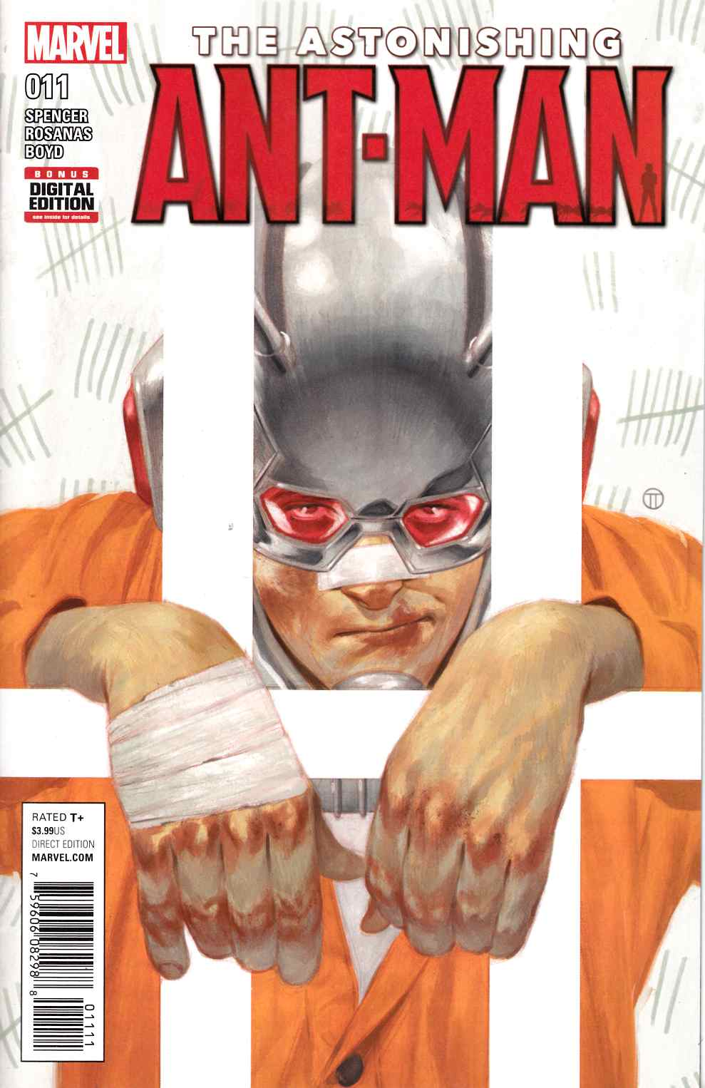 Astonishing Ant-Man #11 [Marvel Comic] LARGE