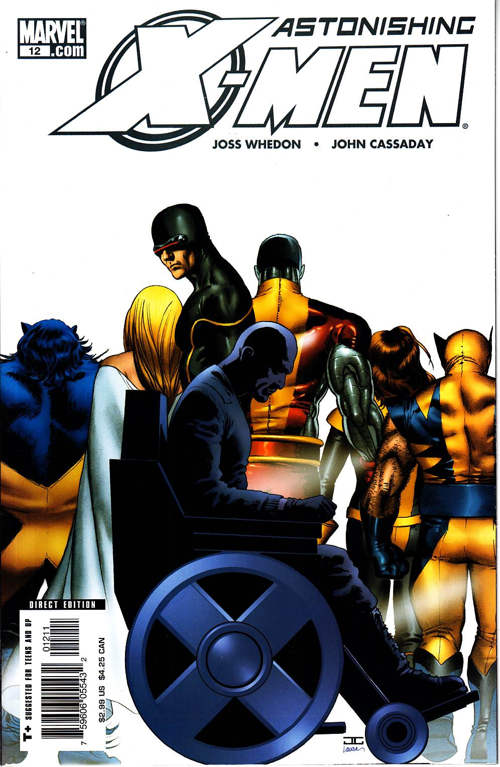 Astonishing X-Men #12 [Marvel Comic]