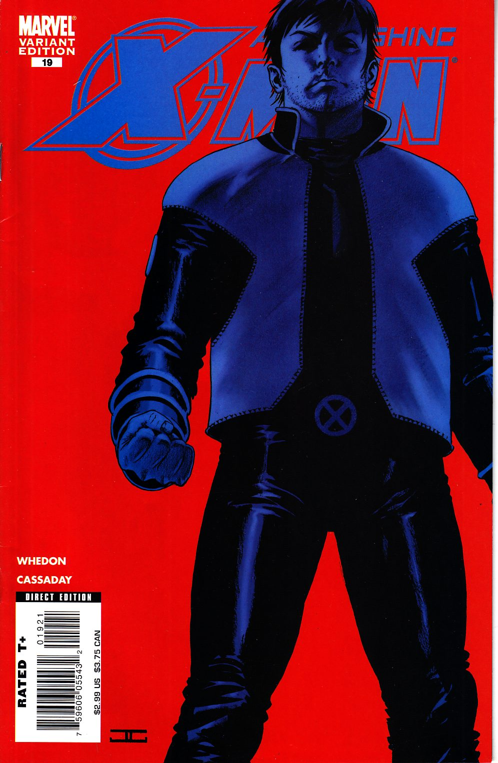 Astonishing X-Men #19 Cover B [Marvel Comic] THUMBNAIL