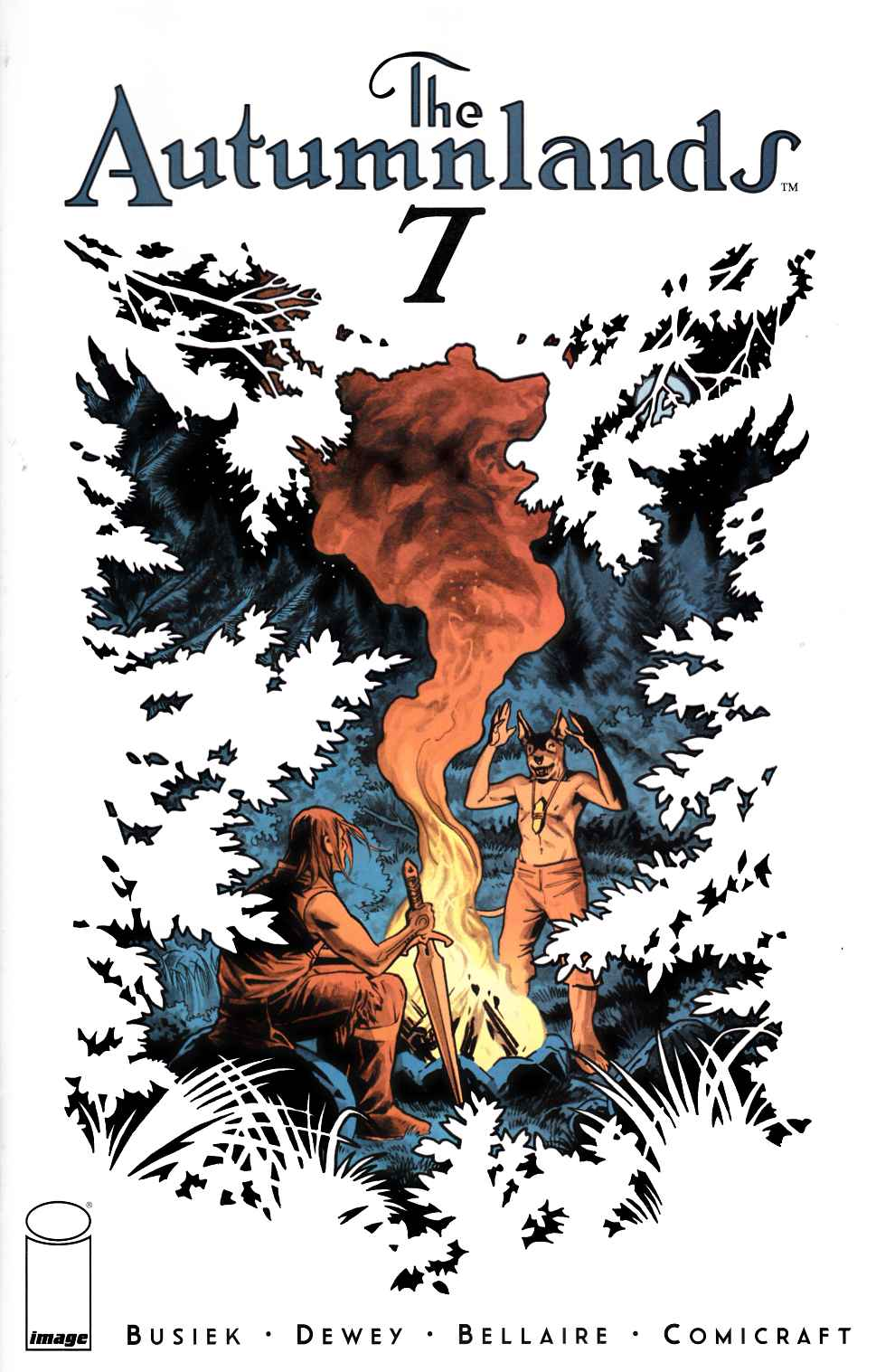 Autumnlands Tooth & Claw #7 [Image Comic] THUMBNAIL