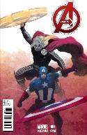 Avengers #1 Ribic Variant Incentive Cover [Comic] THUMBNAIL