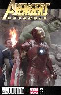 Avengers Assemble #9 Movie Incentive Variant Cover [Comic] THUMBNAIL