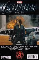 Avengers Black Widow Strikes #3 [Comic] THUMBNAIL