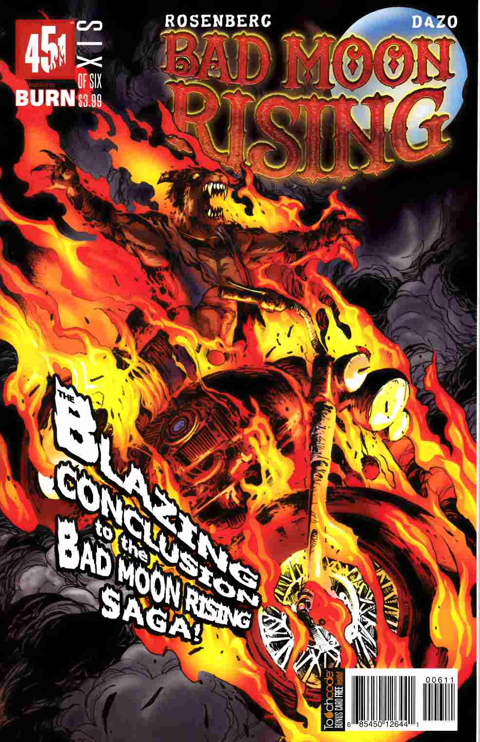 Bad Moon Rising #6 [451 Media Comic] THUMBNAIL