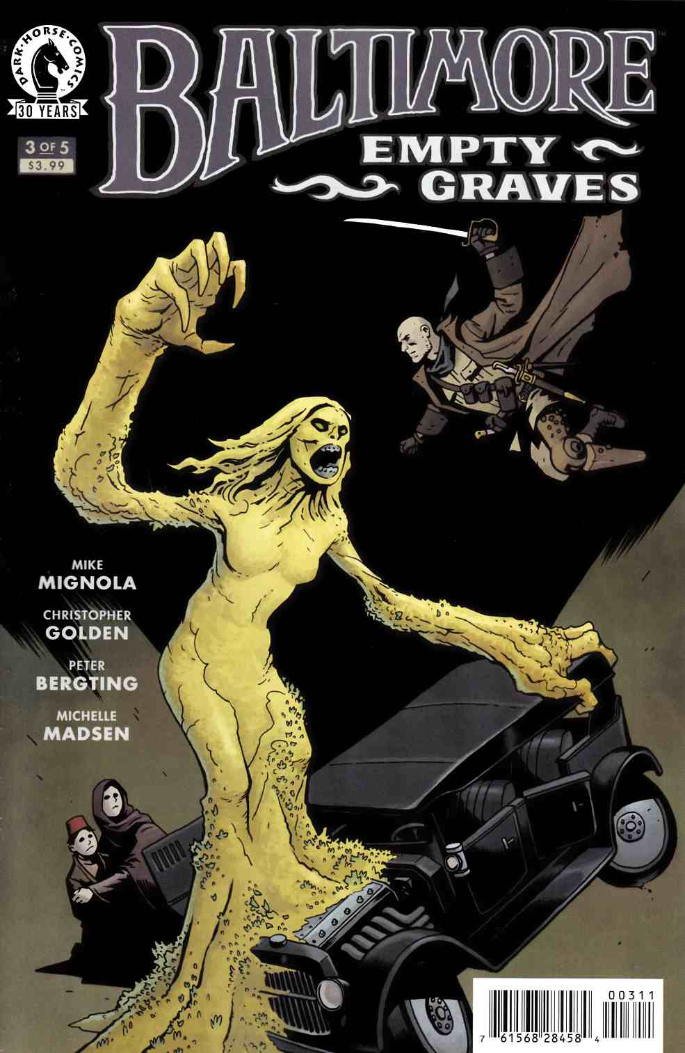 Baltimore Empty Graves #3 [Dark Horse Comic] THUMBNAIL
