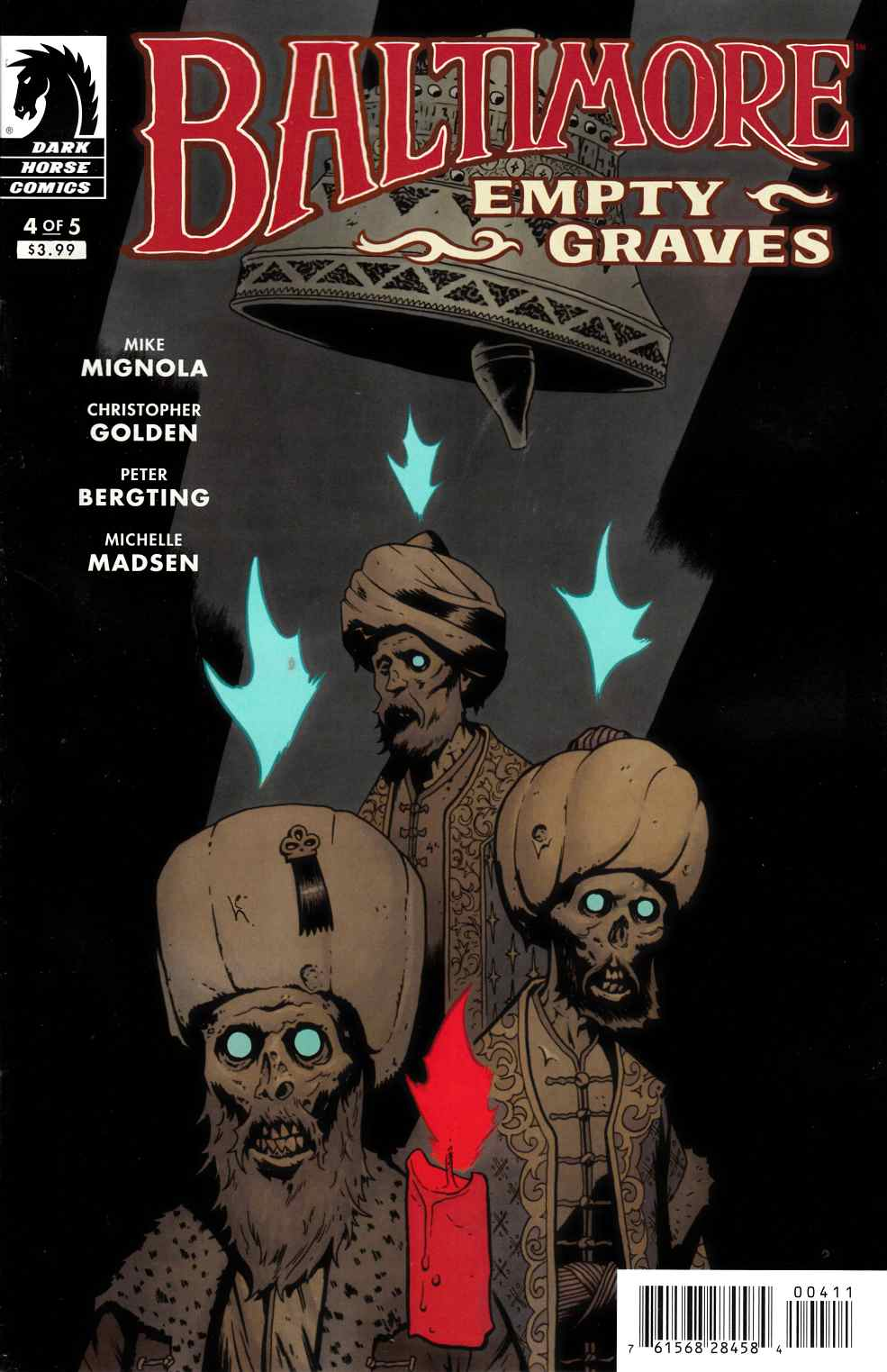 Baltimore Empty Graves #4 [Dark Horse Comic] THUMBNAIL