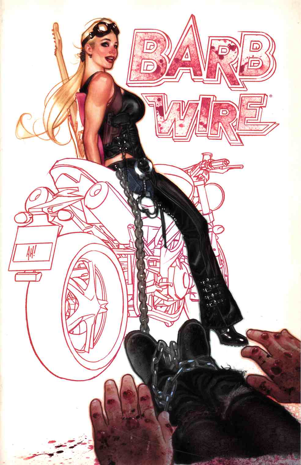 Barb Wire #2 [Dark Horse Comic] THUMBNAIL