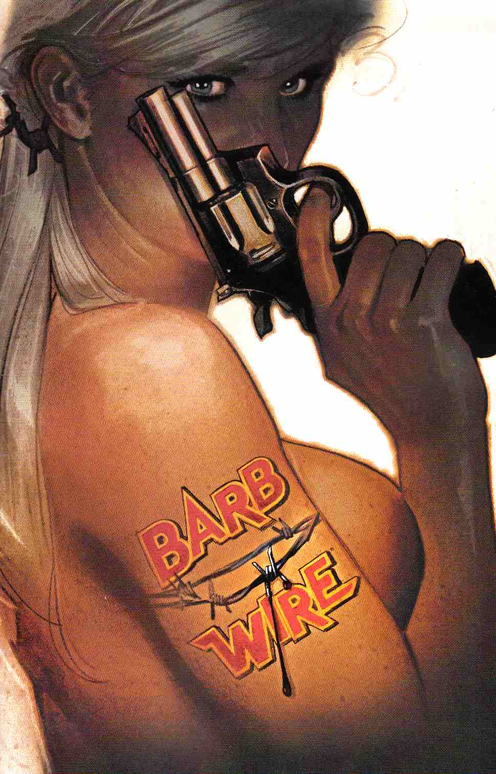 Barb Wire #3 [Dark Horse Comic] THUMBNAIL