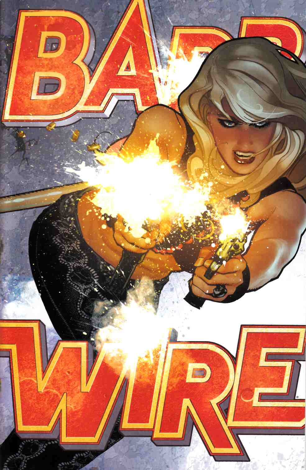 Barb Wire #4 [Dark Horse Comic] THUMBNAIL