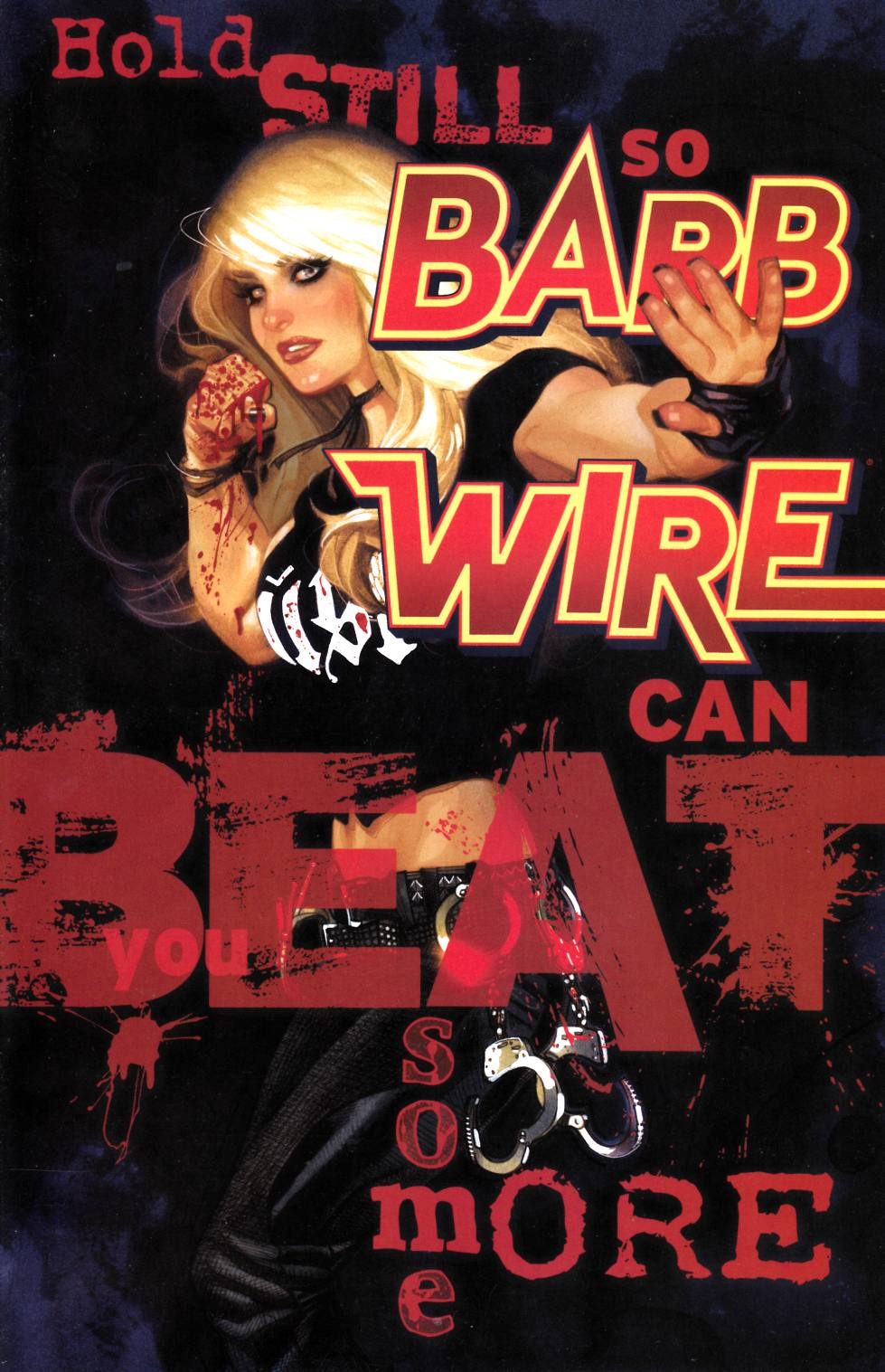 Barb Wire #6 [Dark Horse Comic] THUMBNAIL