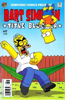 Bart Simpson Comics #47 Near Mint (9.4) [Bongo Comic] LARGE