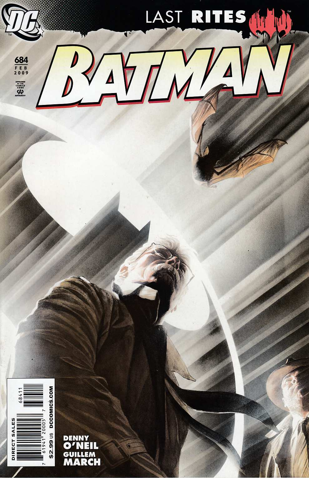 Batman #684 Near Mint (9.4) [DC Comic]_THUMBNAIL