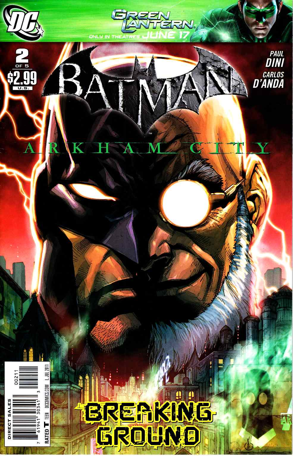 Batman Arkham City #2 [DC Comic]_THUMBNAIL