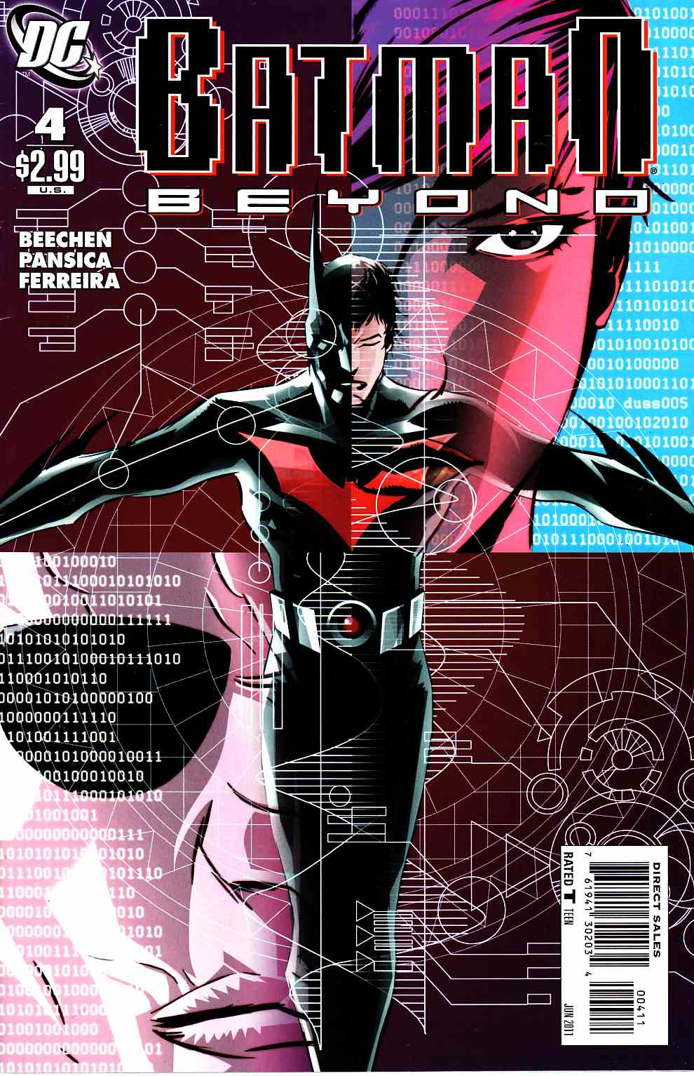 Batman Beyond #4 [DC Comic]_THUMBNAIL