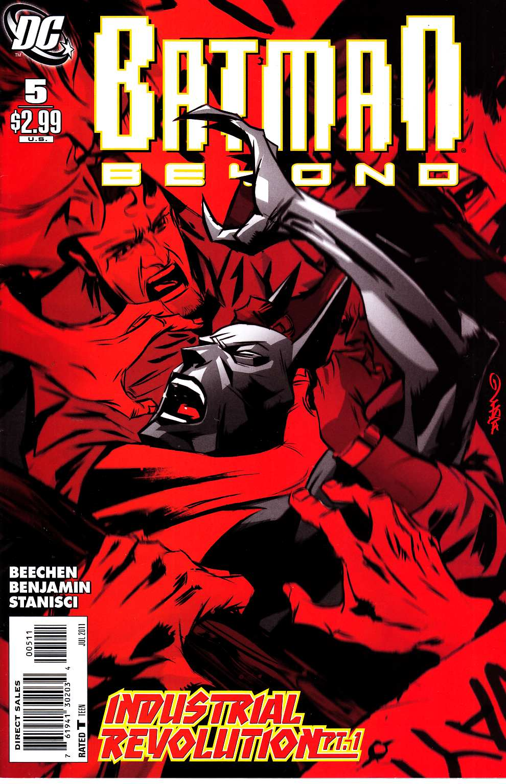 Batman Beyond #5 [DC Comic]_THUMBNAIL