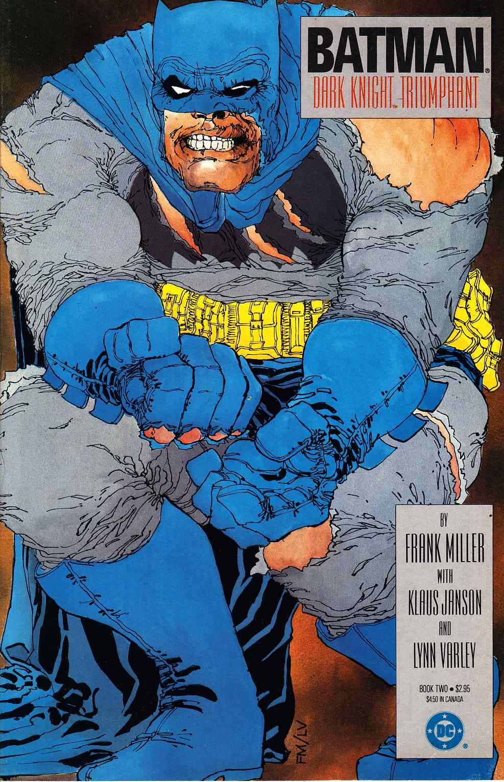 Batman the Dark Knight Returns #2 [DC Comic]_THUMBNAIL