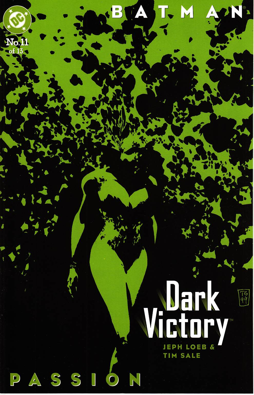 Batman Dark Victory #11 [DC Comic] LARGE