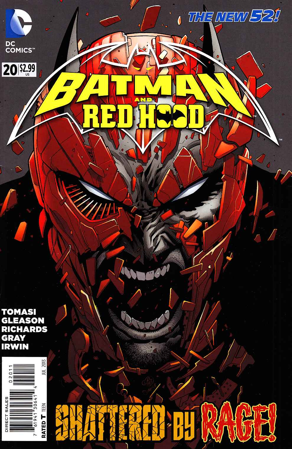 Batman and Red Hood #20 [DC Comic] THUMBNAIL