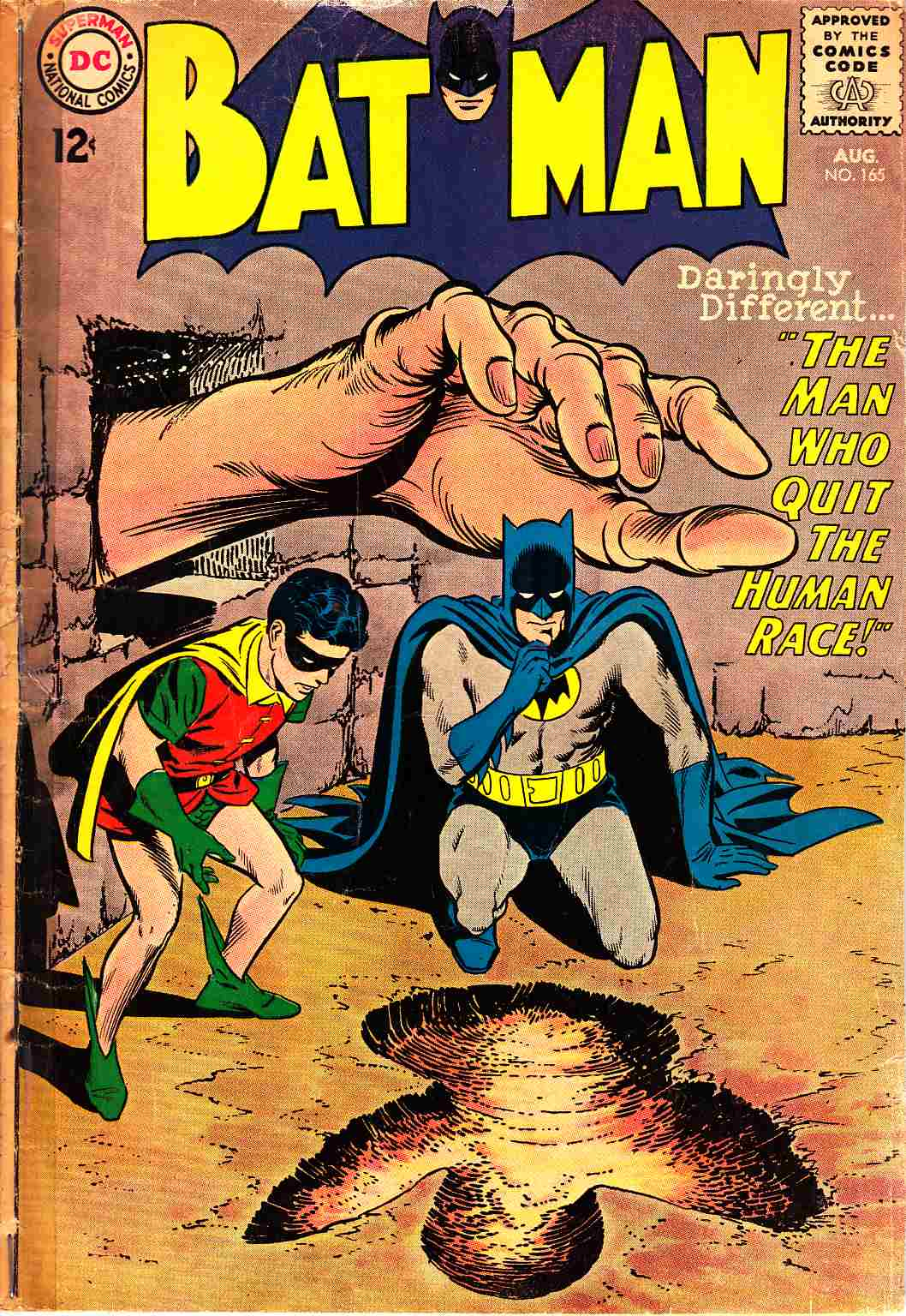 Batman #165 Good (2.0) [DC Comic]