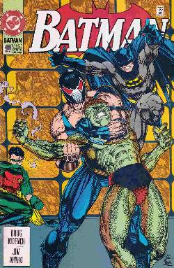 Batman #489 Near MInt (9.4) [DC Comic]