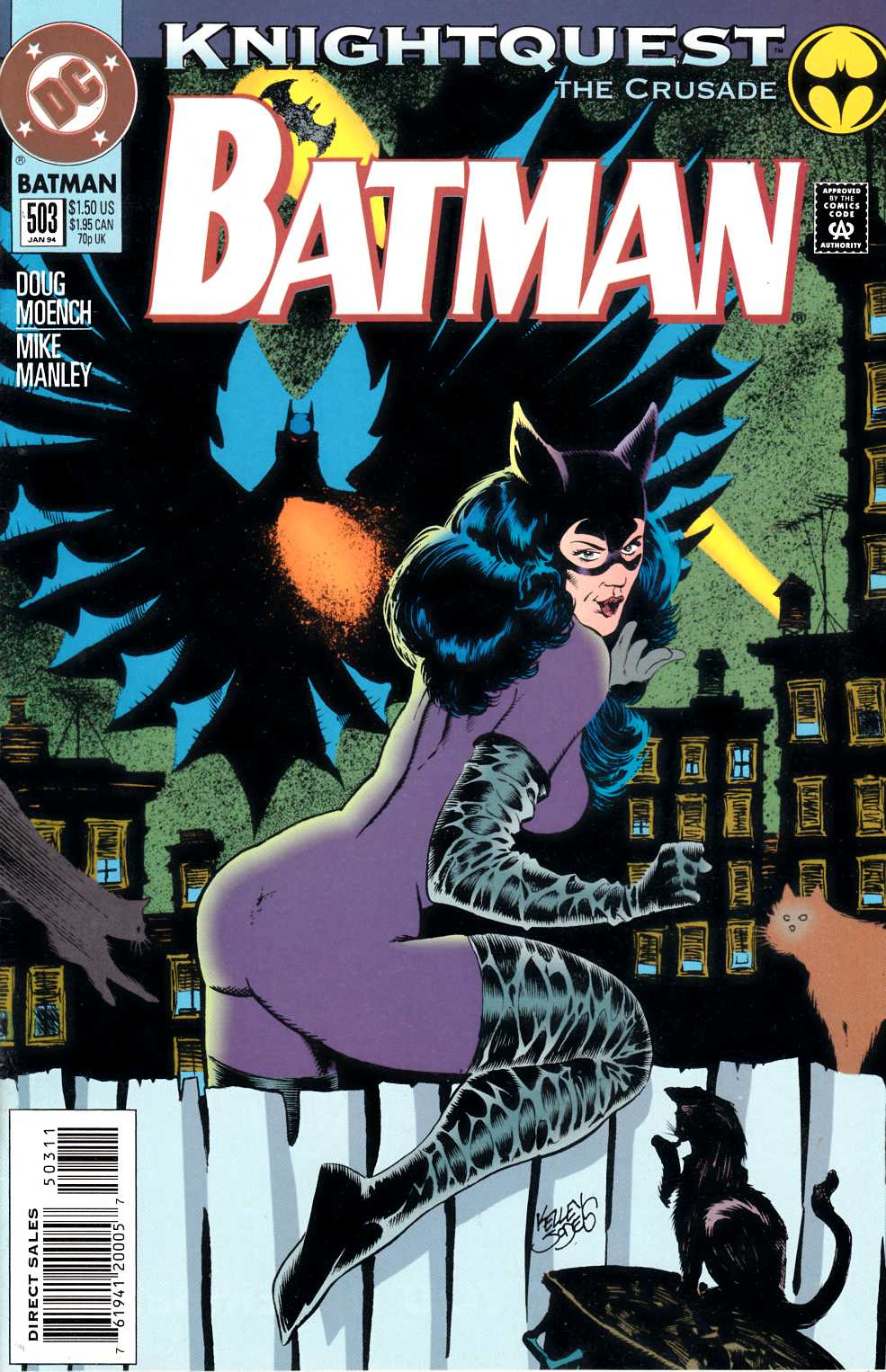 Batman 9 Near Mint 9.9 [DC Comic]