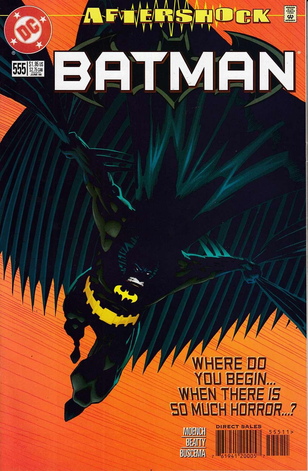 BATMAN #560 VERY FINE// NEAR MINT 1998 DC COMICS