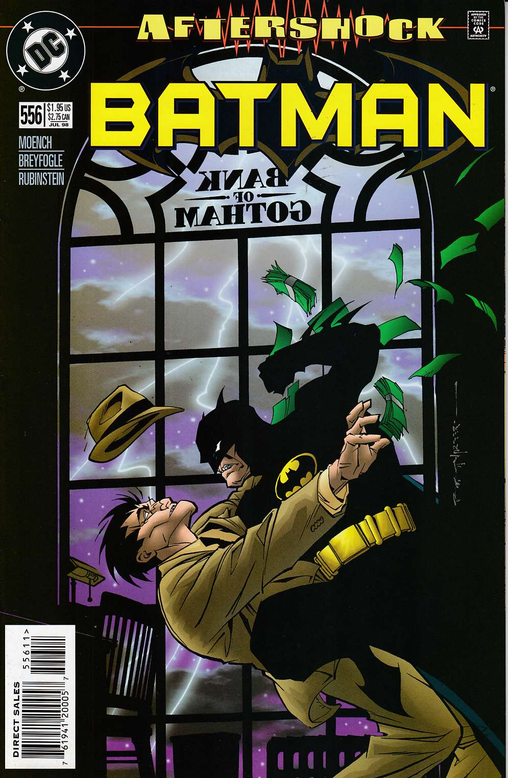 Batman #556 Near Mint (9.4) [DC Comic] LARGE