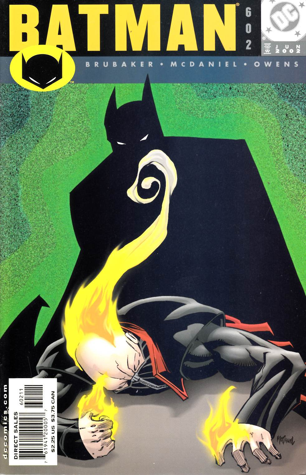 Batman #602 Fine (6.0) [DC Comic] LARGE