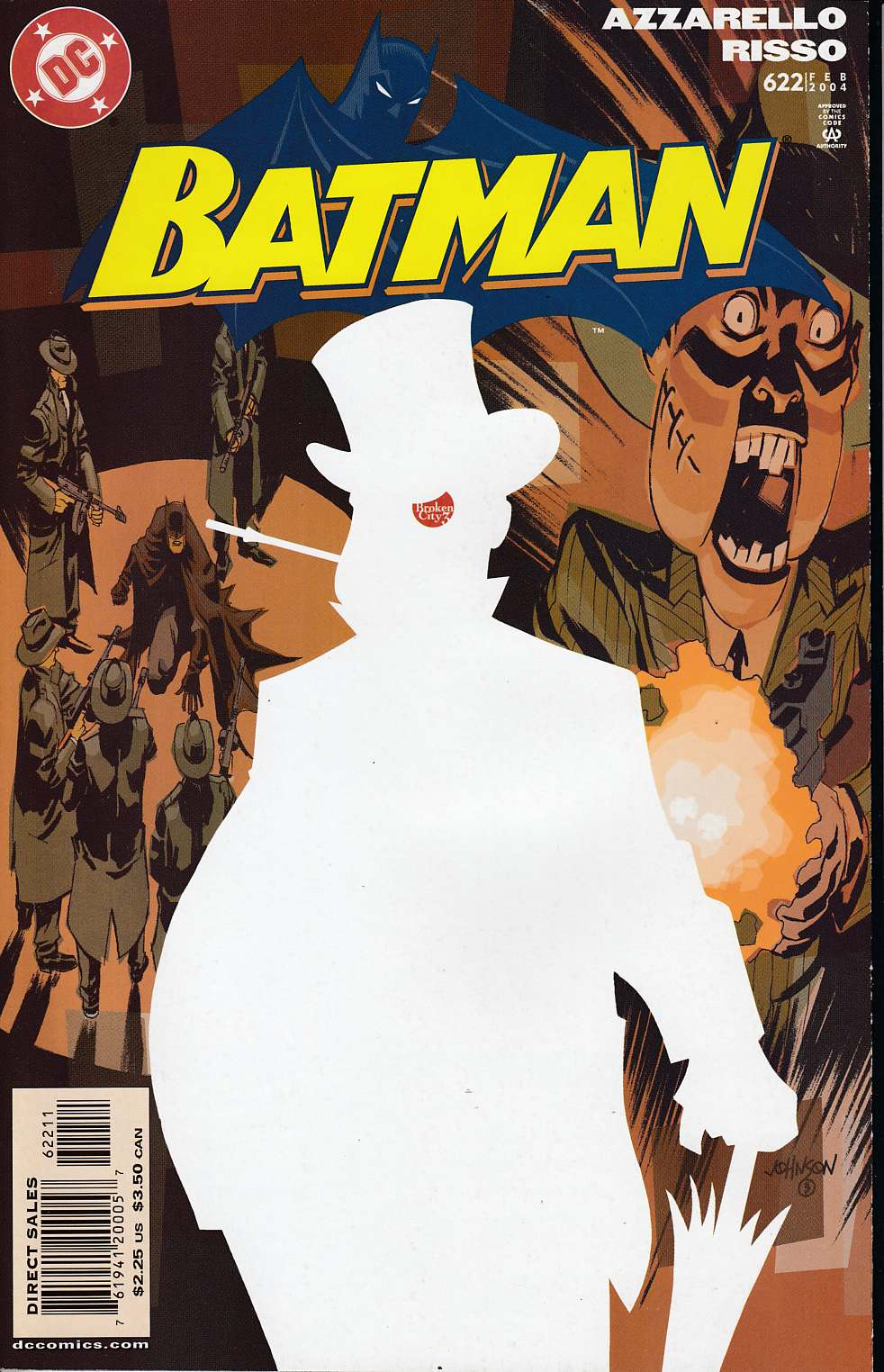 Batman #622 Near Mint Minus (9.2) [DC Comic]