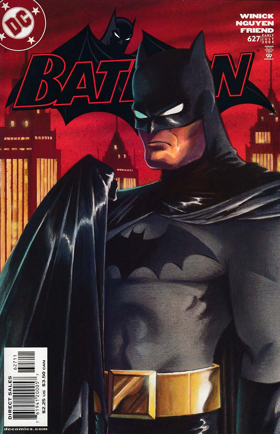 Batman #627 Very Fine (6.0) [DC Comic]