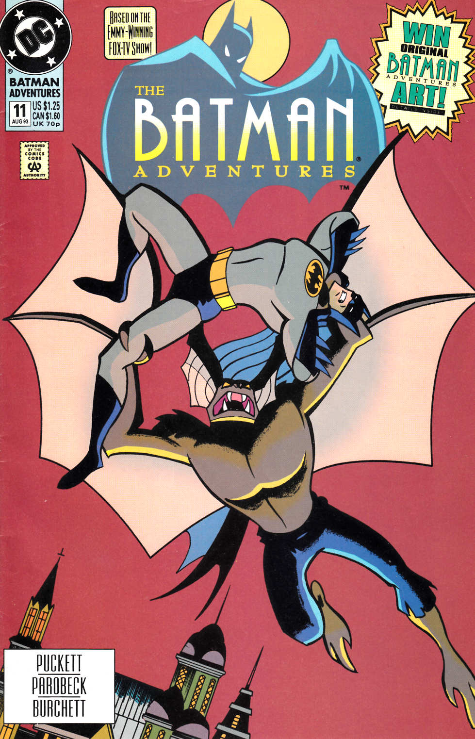 Batman Adventures #11 [DC Comic]_LARGE