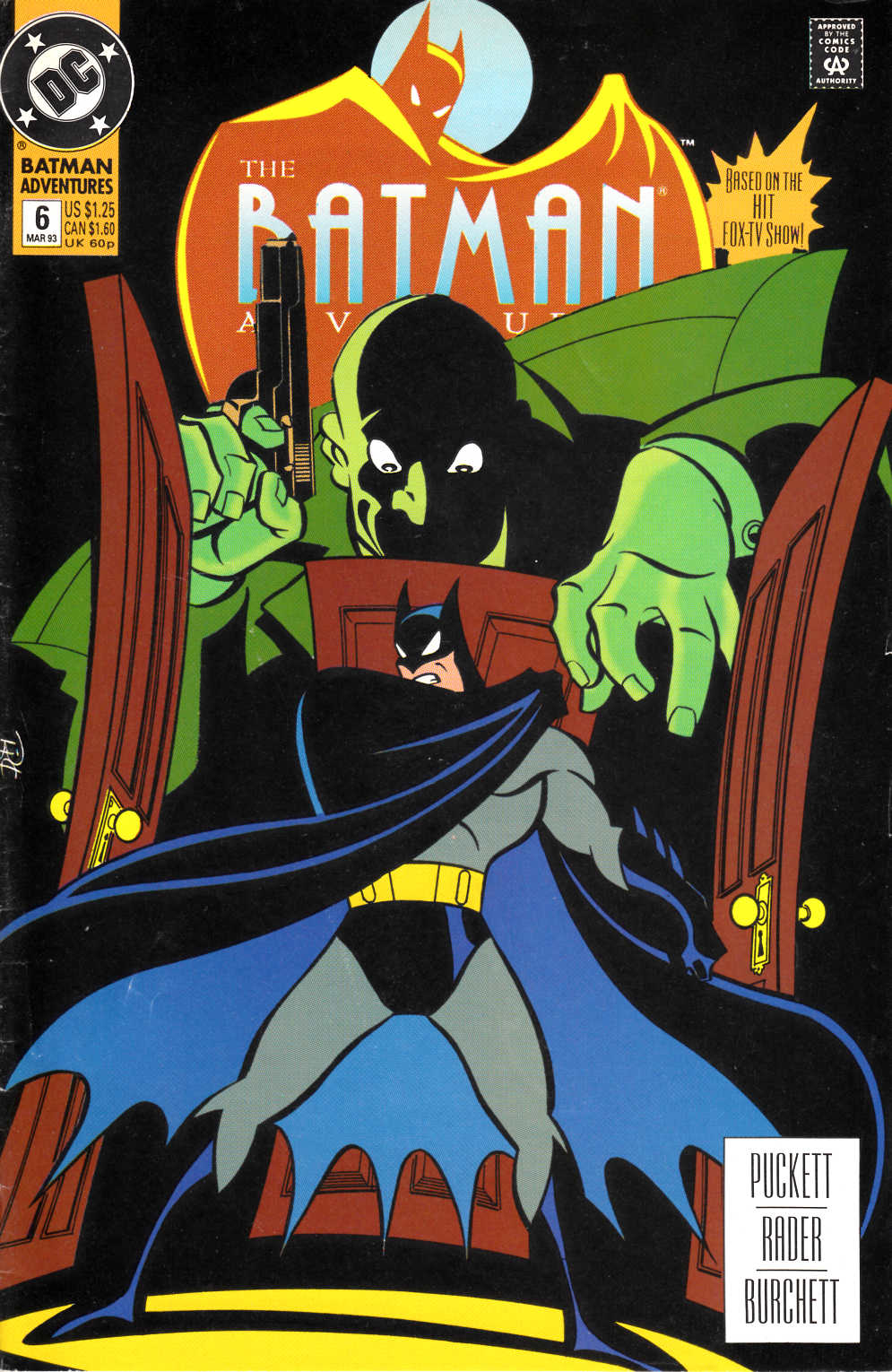 Batman Adventures #6 [DC Comic] LARGE