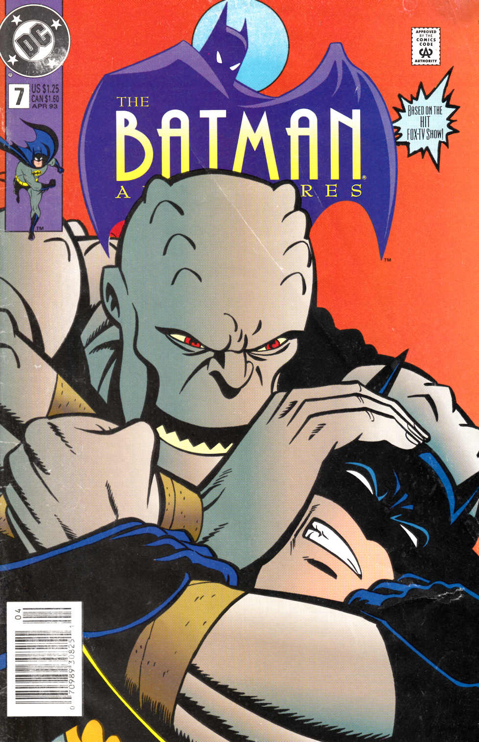 Batman Adventures #7 Newsstand Edition [DC Comic]_LARGE