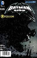 Batman and Robin #18 Newsstand Edition [Comic] THUMBNAIL
