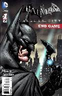 Batman Arkham City End Game #1 Gleason Incentive Cover [Comic]_THUMBNAIL