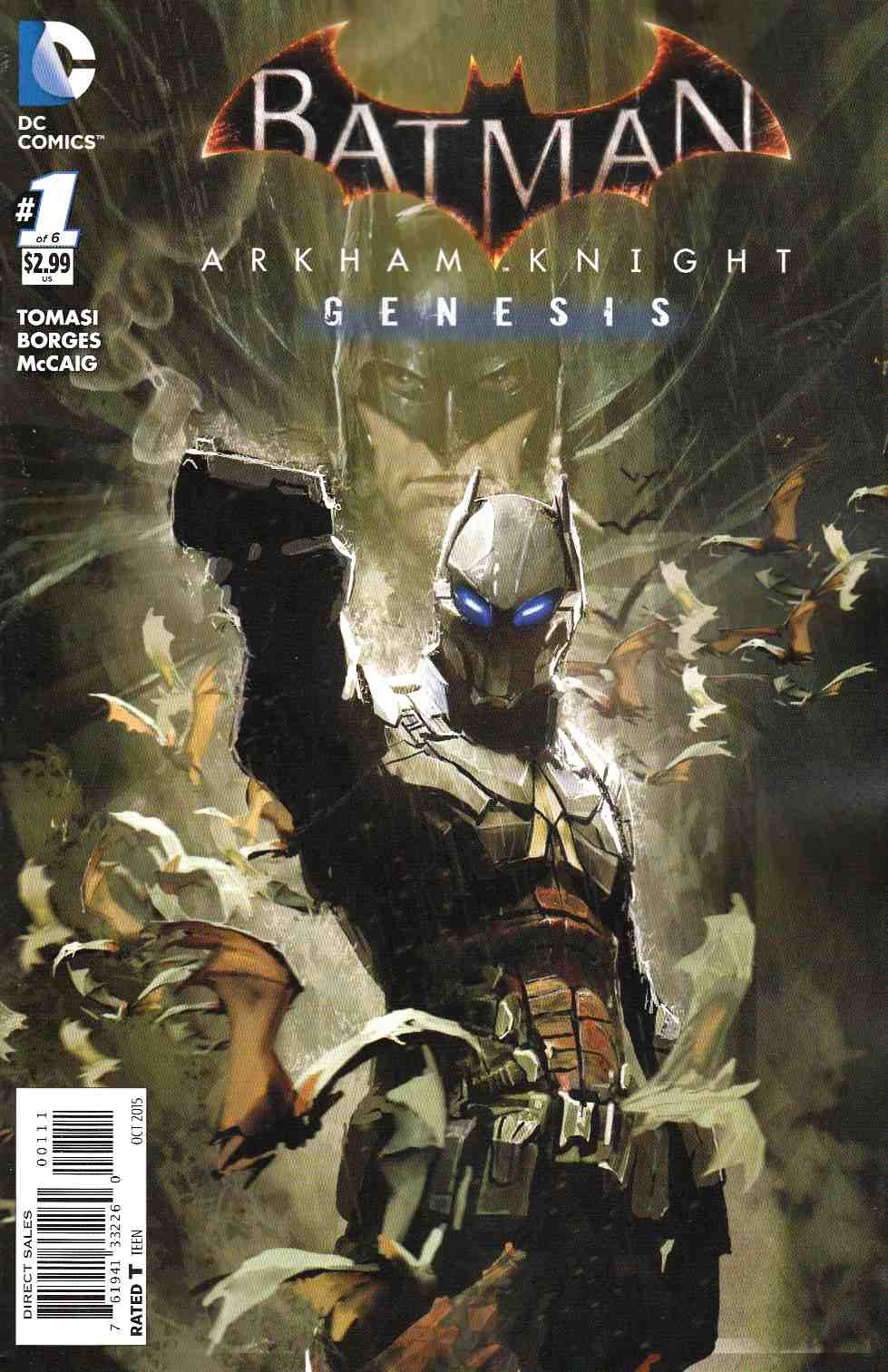 Batman Arkham Knight Genesis #1 [DC Comic]_THUMBNAIL