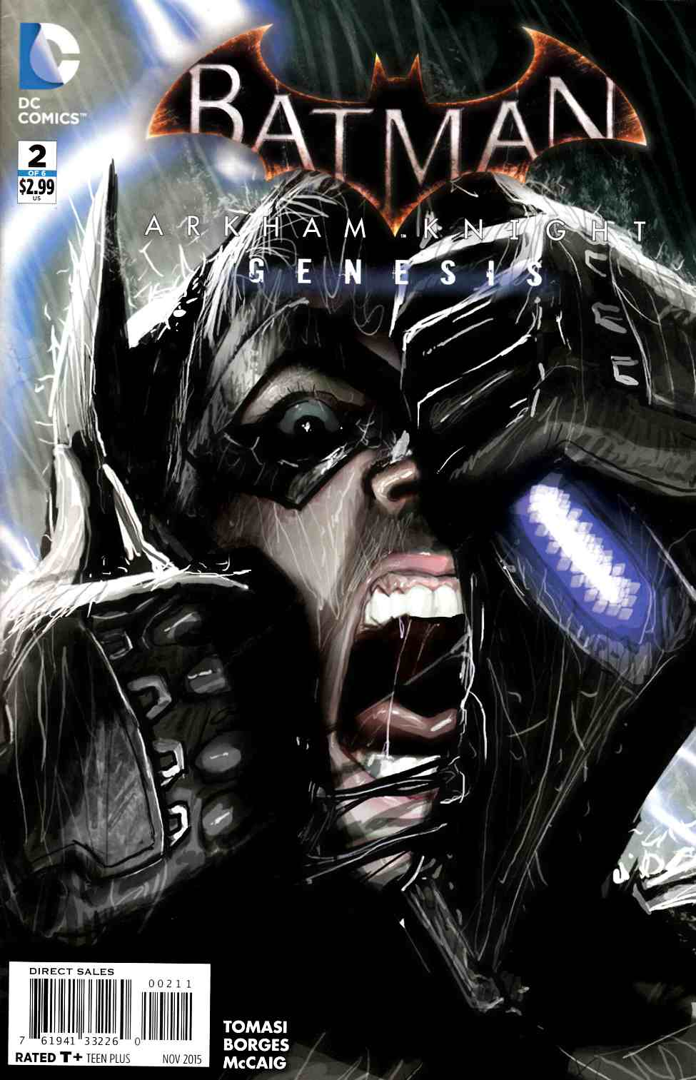 Batman Arkham Knight Genesis #2 [DC Comic]_THUMBNAIL