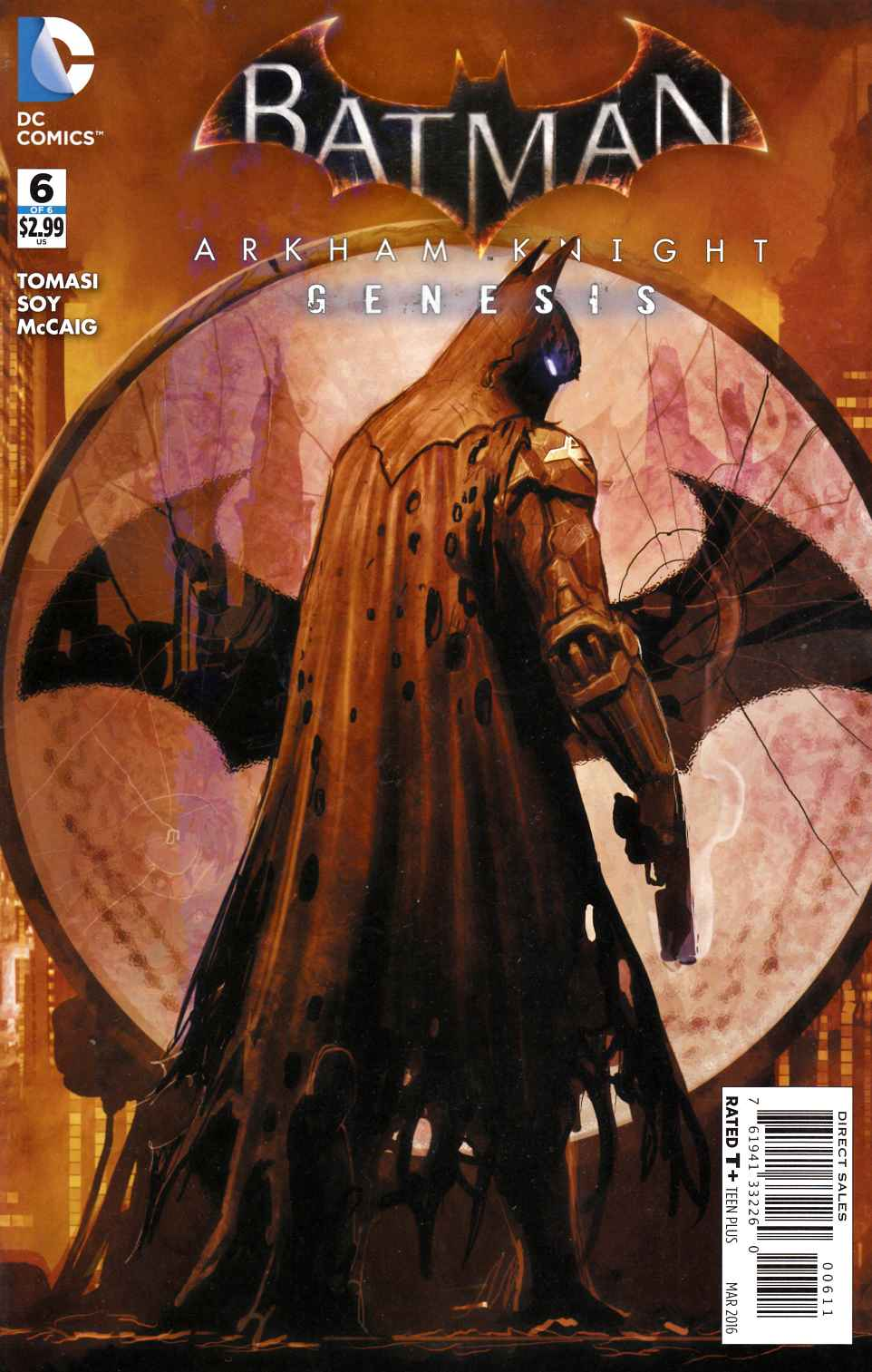 Batman Arkham Knight Genesis #6 [DC Comic]_THUMBNAIL