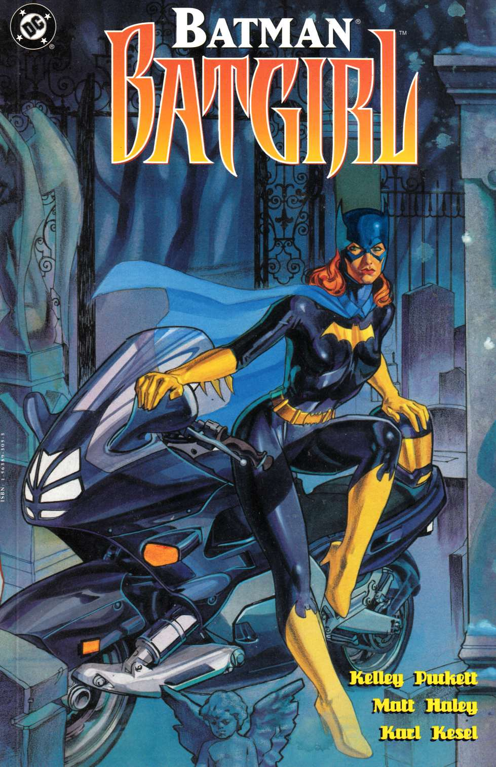 Batman Batgirl (One Shot) Near Mint (9.4) [DC Comic]