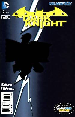 Batman the Dark Knight #27 Scribblenauts Unmasked Variant Cover [DC Comic] LARGE