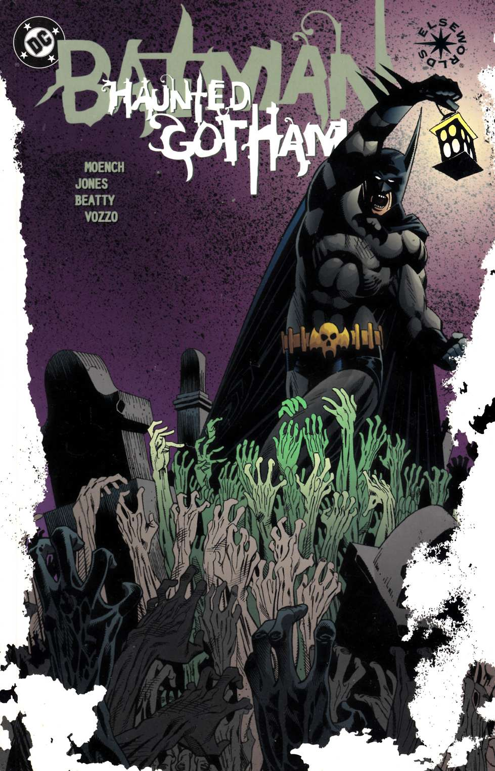 Batman Haunted Gotham #2 Very Fine (8.0) [DC Comic] THUMBNAIL